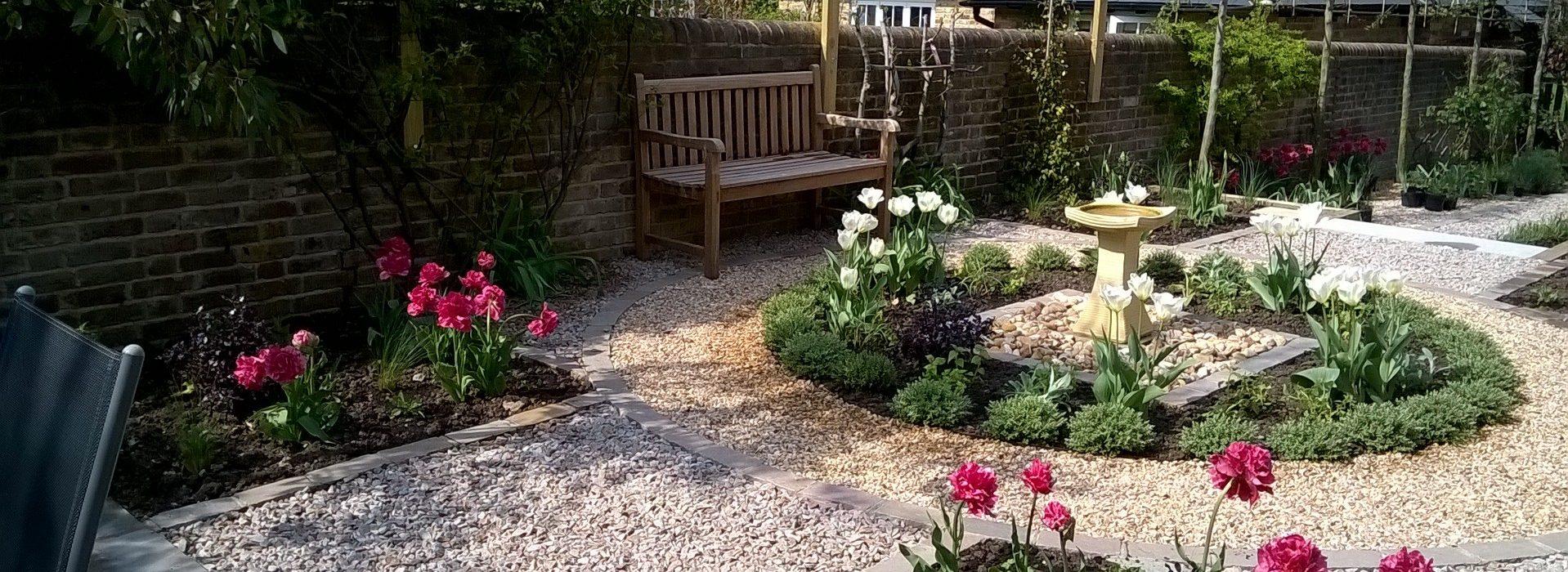 Gravel Garden Desin