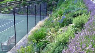 Swimming Pools and Tennis Court Gardens Sussex